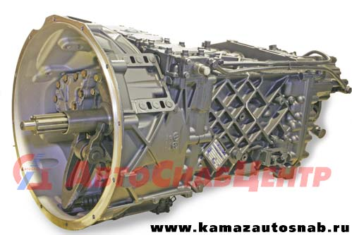 КПП ZF 16S151 а/м КАМАЗ 6520,