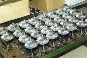 Роторы в кассете